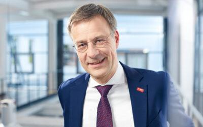 Mathias Schöttke ist neuer Geschäftsführer der BASF Coatings GmbH