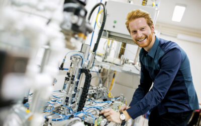 Hohe Nachfrage nach MES im Maschinenbau