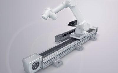 Neue Verfahrachsen für kleine Roboter