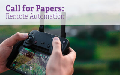Call for Papers: Remote Automation