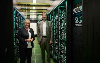 Supercomputer erobert die Klima-, Energie- und Medizinforschung