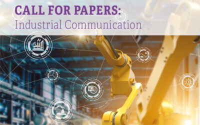 Call for Papers: Industrial Communication