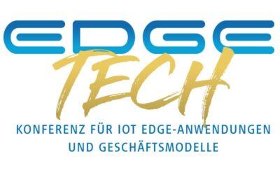 ZVEI-Konferenz EdgeTech legt Fokus auf KI