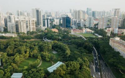 Global Smart City Index 2021: Technologien für eine nachhaltige Zukunft