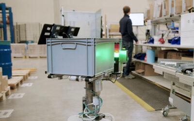Plattform hilft bei Einstieg in die Automatisierung mit Robotern