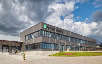 Pepperl+Fuchs eröffnet neues Industrie-4.0-Werk in Tschechien